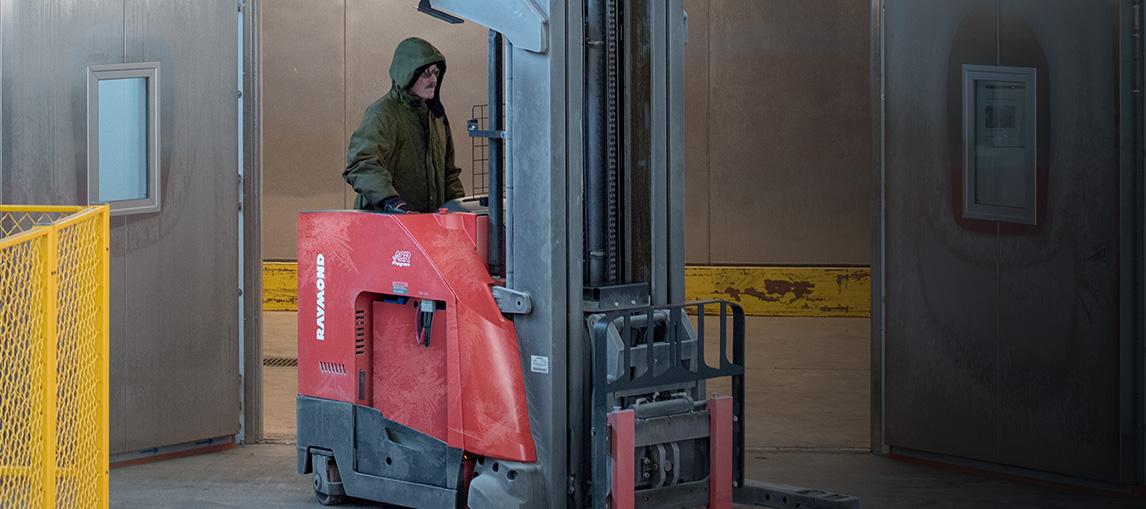 cold storage, refrigerated warehouse, freezer storage