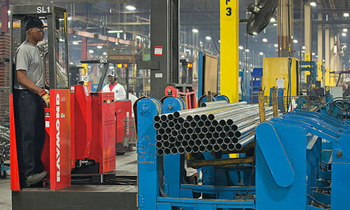 Raymond Manufacturing Industry Solutions