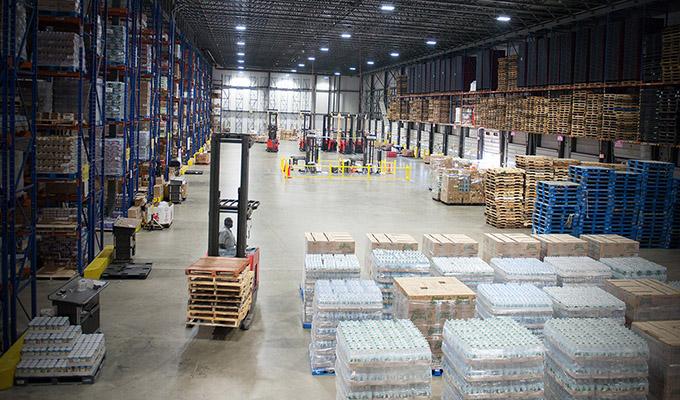 Raymond Corporation Customer Success Story: Zanders