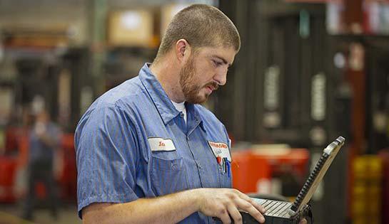 Raymond Forklift Service, Lift Truck Maintenance