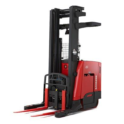 Reach Truck, Narrow Aisle Forklift