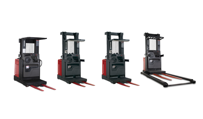 Raymond Order picker, Order Picker forklifts, stock picker